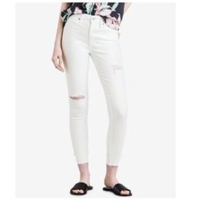 Levi's 721 High-Rise Skinny Jeans Juniors